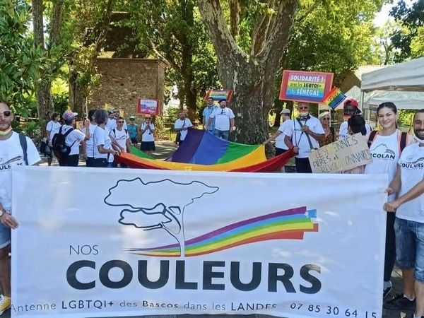 Landes Pride - Nos Couleurs